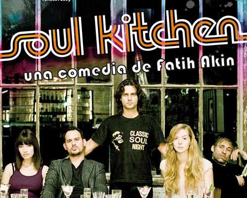 Soul Kitchen movie trailer